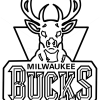 How to Draw Milwaukee Bucks, Basketball Logos