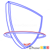 How to Draw New Jersey Nets, Basketball Logos