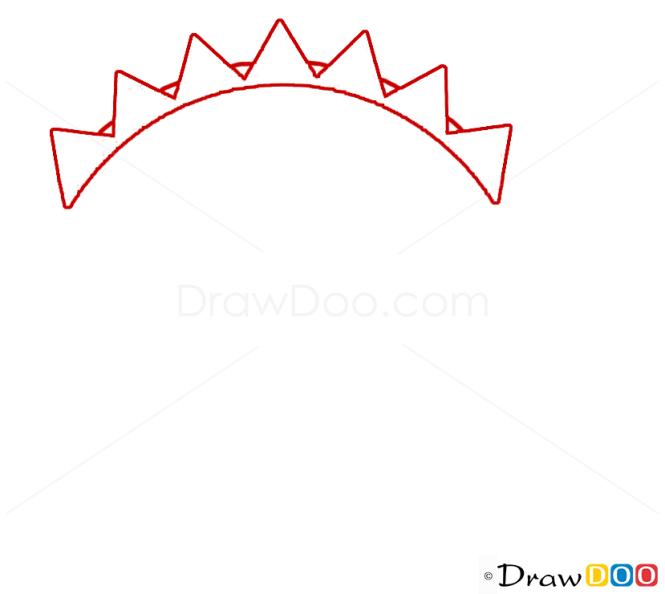 How to Draw Toronto Raptors, Basketball Logos