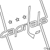 How to Draw Washington Capitals, Hockey Logos