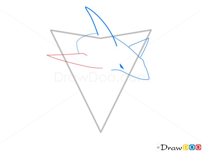 How to Draw San Jose Sharks, Hockey Logos