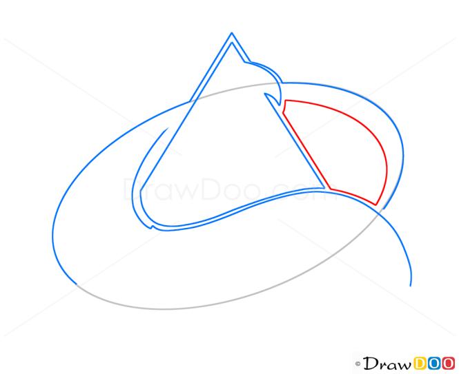 How to Draw Colorado Avalanche, Hockey Logos