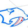 How to Draw Nashville Predators, Hockey Logos