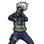 How to Draw Kakashi Hatake, Naruto