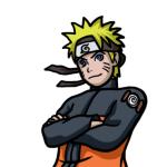 How to Draw Naruto Uzumaki, Naruto