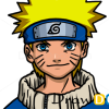 How to Draw Naruto Uzumaki, Face, Naruto