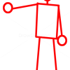 How to Draw Iruka Umino, Naruto
