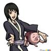 How to Draw Shizune, Naruto