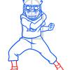 How to Draw Konohamaru, Sarutobi, Naruto