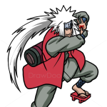 How to Draw Jiraiya, Naruto