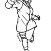 How to Draw Hinata Hyuga 2, Naruto