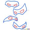 How to Draw Masks, Ninja Turtles