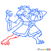 How to Draw Splinter, Ninja Turtles