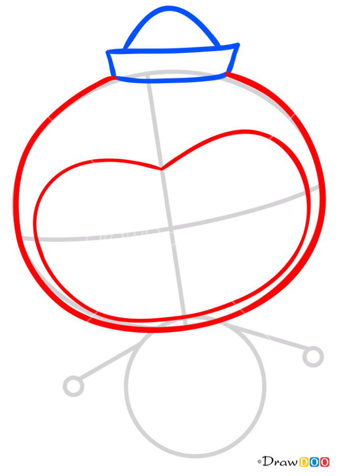 How to Draw Peso, The Octonauts