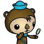 How to Draw Shellington, The Octonauts