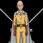 How to Draw Saitama, One Punch Man
