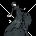 How to Draw Fubuki, One Punch Man