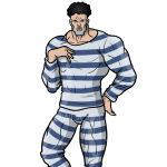 How to Draw Pri-Pri-Prisoner, One Punch Man