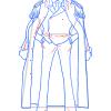 How to Draw Kizaru, One Piece