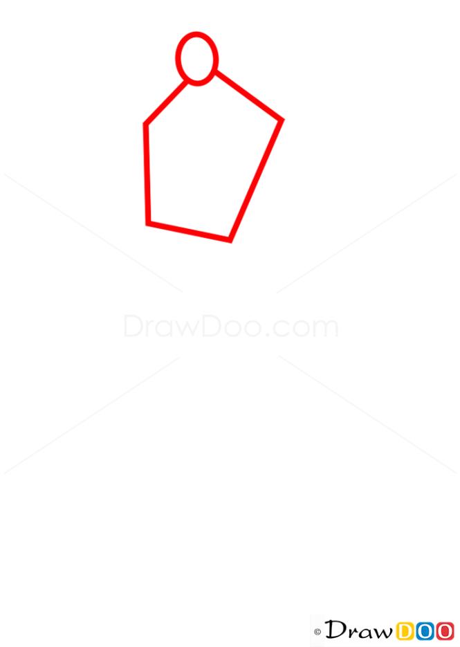 How to Draw Benn Beckman, One Piece