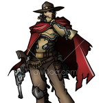 How to Draw McCree, Overwatch