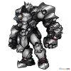 How to Draw Reinhardt, Overwatch