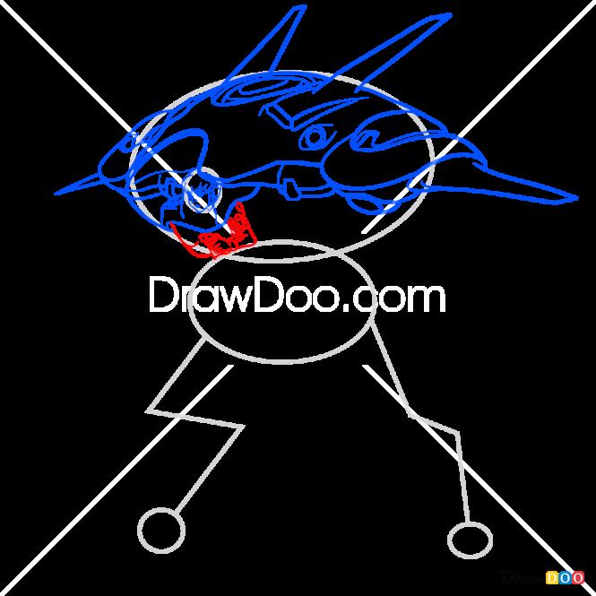 How to Draw D.Va, Overwatch