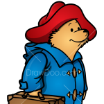 How to Draw Paddington Bear, Paddington