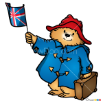 How to Draw Paddington, Paddington