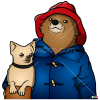 How to Draw Paddington and Dog, Paddington
