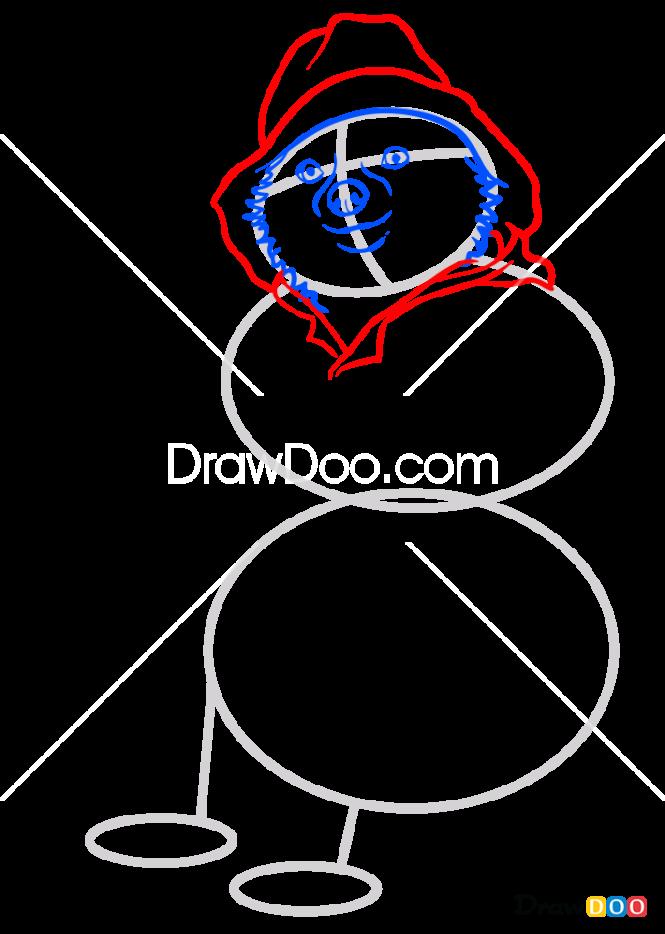 How to Draw Paddington 2, Paddington