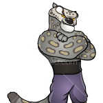 How to Draw Tai Lung, Kung Fu Panda