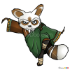 How to Draw Master Shifu, Kung Fu Panda