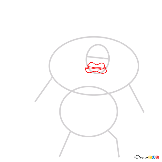 How to Draw Kai, Kung Fu Panda