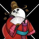 How to Draw Mei Mei, Kung Fu Panda
