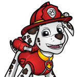 How to Draw Marshal, Paw Patrol