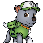 How to Draw Rocky, Paw Patrol
