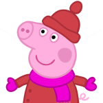 How to Draw Peppa 4, Peppa Pig