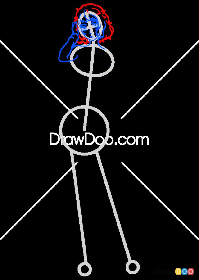 How to Draw Sadayo, Persona 5