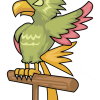 How to Draw Parrot, Pirates