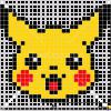 How to Draw Pikachu, Pixel Cartoons