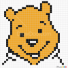 How to Draw Winnie the Pooh, Pixel Cartoons