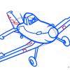 How to Draw Dusty, Planes Cartoon