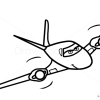 How to Draw Rochelle, Planes Cartoon