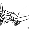 How to Draw Skipper, Planes Cartoon