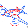 How to Draw Bulldog, Planes Cartoon
