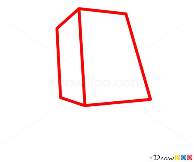 How to Draw Dottie, Planes Cartoon