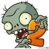 How to Draw Logo, Plants vs Zombies