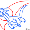 How to Draw Salamence, Pokemons