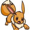 How to Draw Eevee, Pokemons